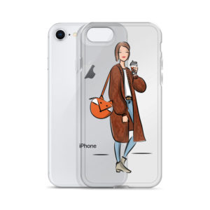 Fox Bag iPhone Case