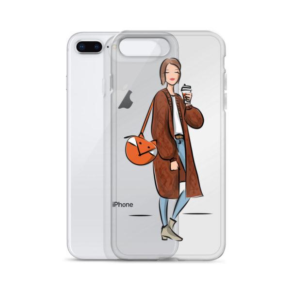 Fox Bag iPhone Case