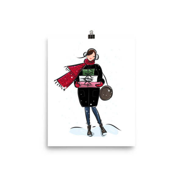 Holiday Gifts Poster