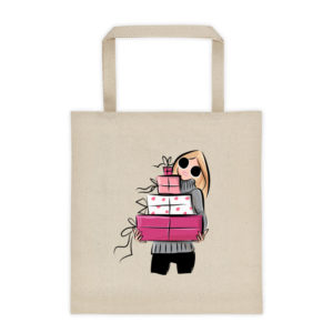 Let me be your Santa Tote bag