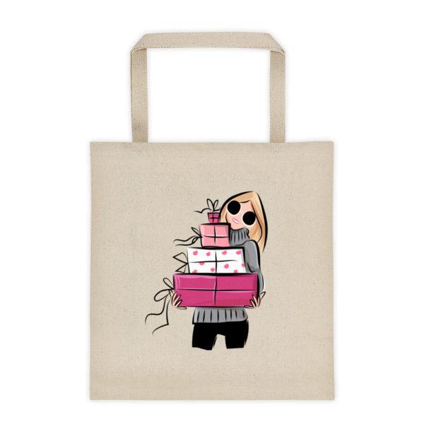 Let me be your Santa Tote bag