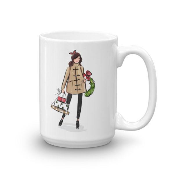 Holiday Vibes Mug