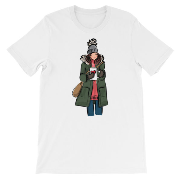 It's cold outside Short-Sleeve Unisex T-Shirt