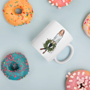 Holiday Wreath #2 Mug