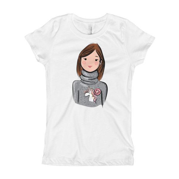 GRLPWR Girl's T-Shirt