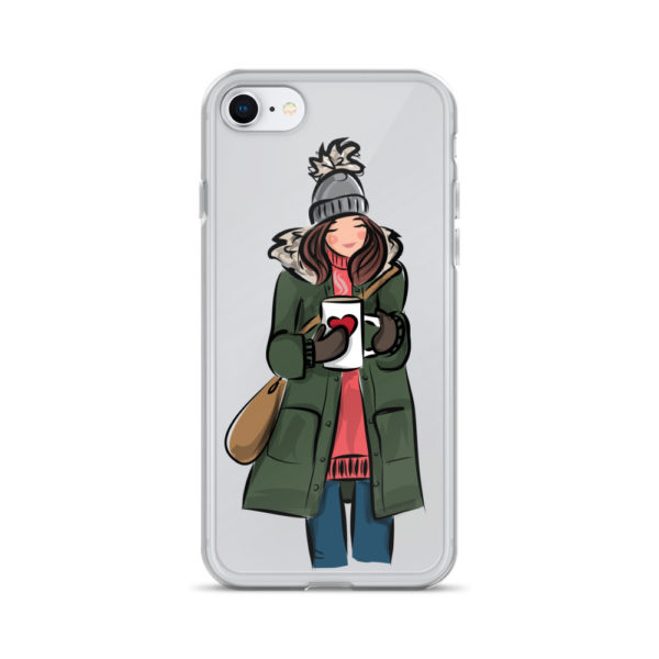 It's cold outside iPhone Case