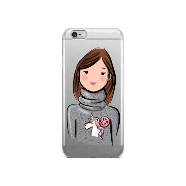 GRLPWR iPhone Case