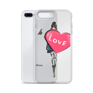 Bring Love iPhone Case