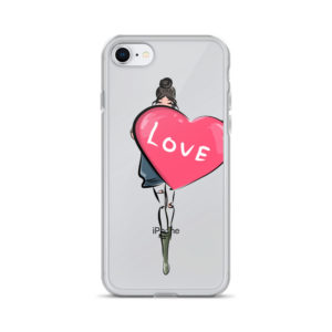 Bring Love iPhone Case