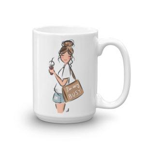 I'm Very Busy Mug