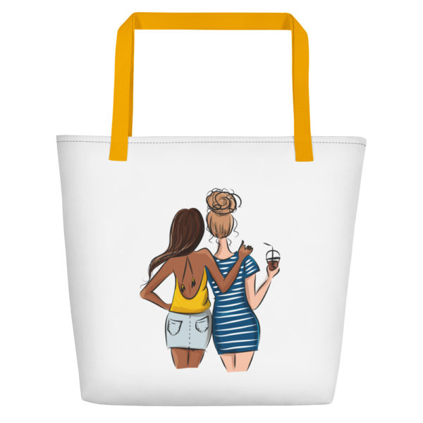 Summer is for Friends Beach Bag