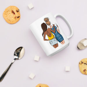 Summer is for Friends Mug