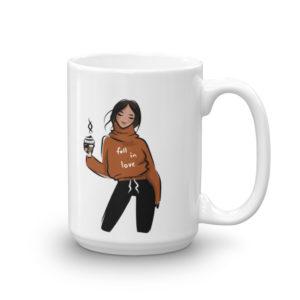 Fall in Love Mug