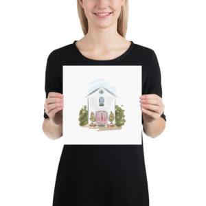 Autumn House Poster