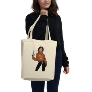 Fall in Love Eco Tote Bag